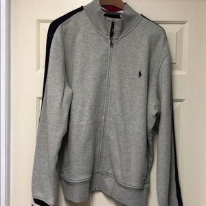 Men's Polo Sweatshirt by Ralph Lauren new Cond.